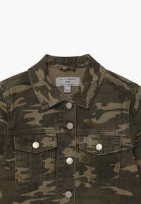 New Look 915 Generation - CAMO MALAGA  - Giacca di jeans - green - 2