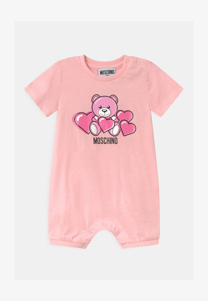 MOSCHINO - ROMPER WITH GIFT BOX - Jumpsuit - sugar rose
