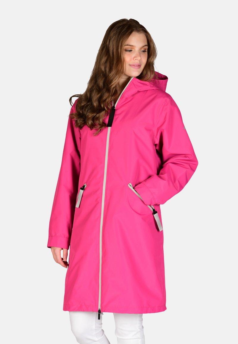 Cero & Etage - Regenjas - pink