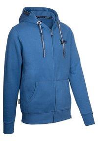 Spitzbub - KLAUS - Zip-up sweatshirt - blue - 2