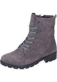 Ricosta - Lace-up ankle boots - meteor - 1