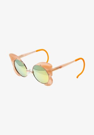 LUISA - Sunglasses - milk.peach