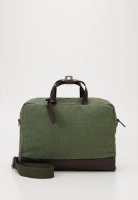 Pier One - UNISEX - Briefcase - khaki - 0