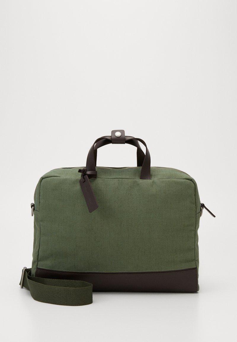 Pier One - UNISEX - Briefcase - khaki