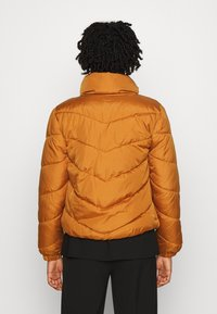 JDY - JDYFINNO PADDED JACKET - Zimní bunda - sudan brown
