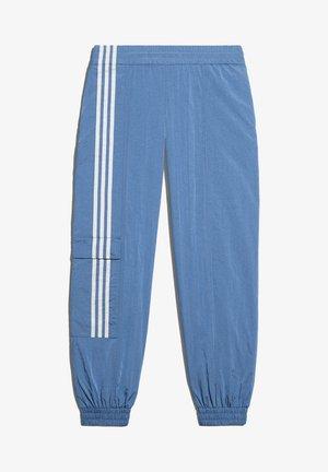 IVY PARK NYLON TRACK PANTS (ALL GENDER) - Teplákové kalhoty - light blue