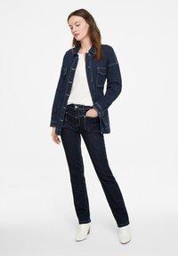 comma casual identity - Straight leg jeans - dark blue - 1