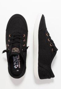 Skechers - BOBS CUTE - Trainers - black - 1