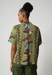 Napapijri - GELOR - Button-down blouse - multi flower - 2