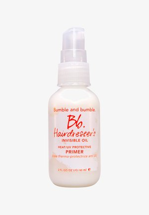 HAIRDRESSER'S INVISIBLE OIL PRIMER - Haarverzorging - -
