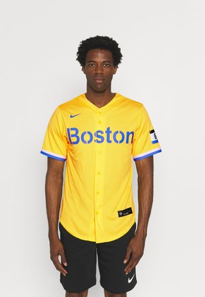 MLB CITY CONNECT BOSTON RED SOX OFFICIAL REPLICA - Klubbklær - yellow