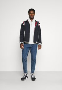 HARRINGTON - BOWLING - Summer jacket - marine - 1