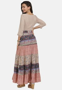 usha - Maxi skirt - multi-colour - 2