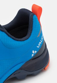 Vaude - KIDS LAPITA II LOW STX UNISEX - Trekingové boty - radiate blue - 5