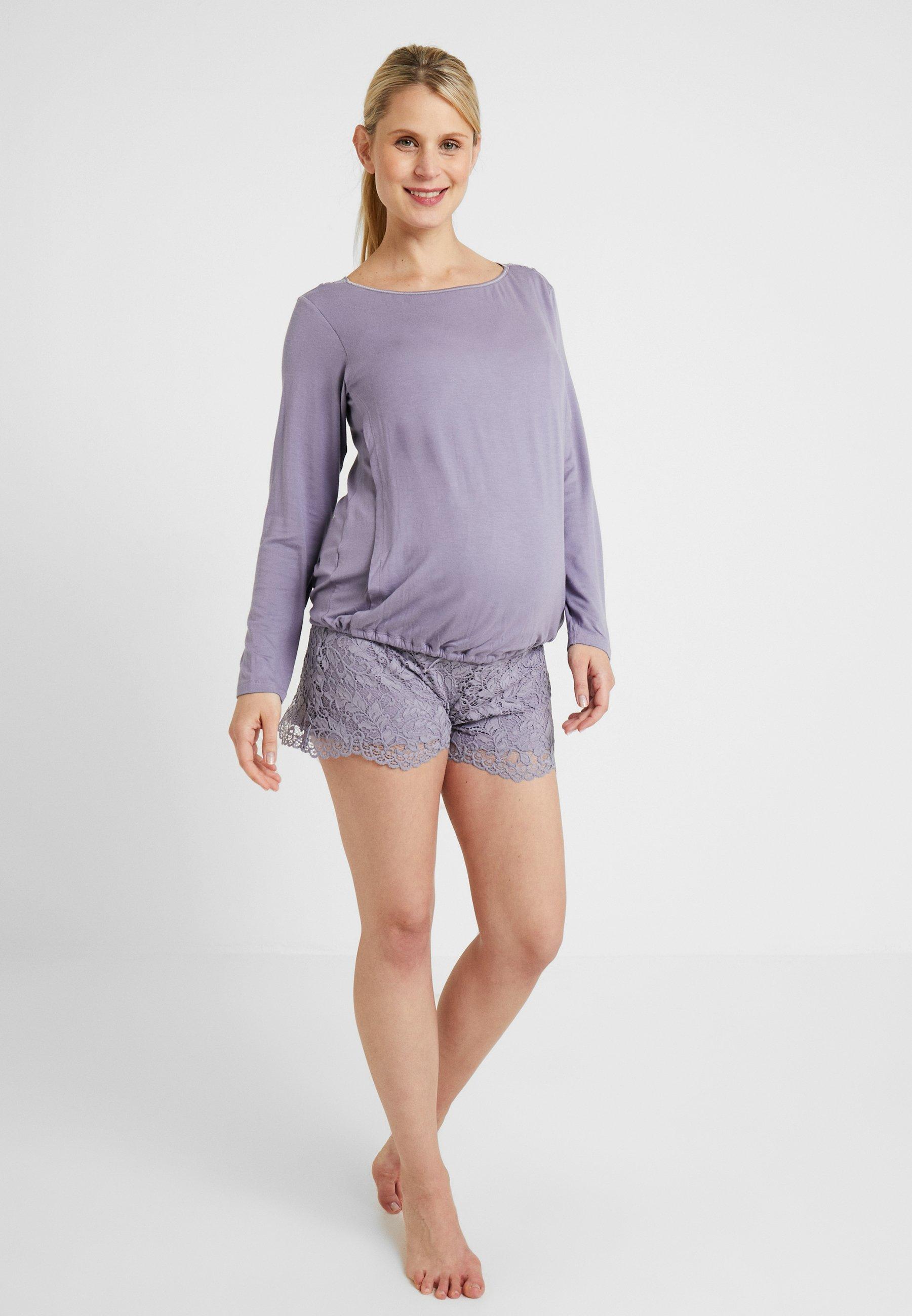 Damen BREASTFEEDING TUNIC - Nachtwäsche Shirt