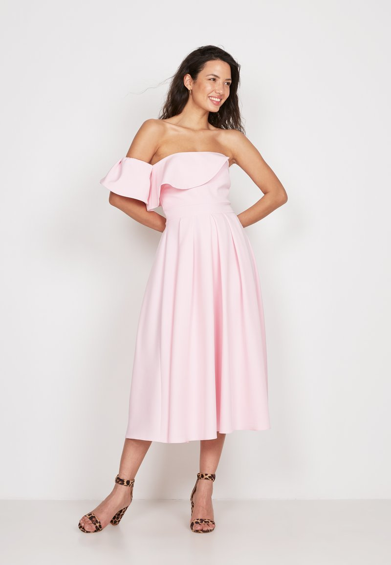True Violet - FRILL FIT  - Day dress - pink