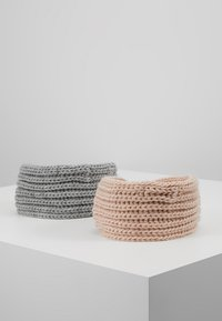 Even&Odd - 2 PACK - Ørevarmere - rose/grey - 2