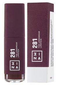 3ina - THE LONGWEAR LIPSTICK - Liquid lipstick - 281 - 1