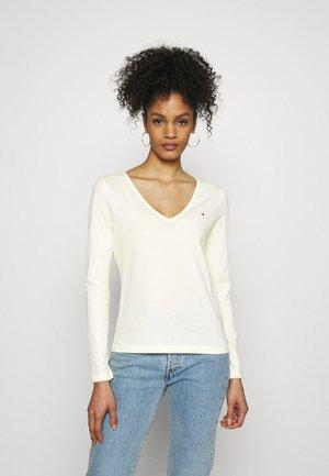 REGULAR CLASSIC  - Long sleeved top - frosted lemon