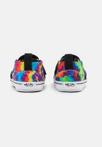 Vans - IN SLIP-ON V CRIB - First shoes - multicolor/true white - 2