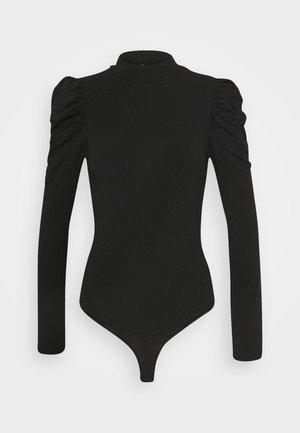 ONLZAYLA PUFF BODY - Langarmshirt - black