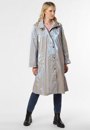 Waterproof jacket - sand hellblau