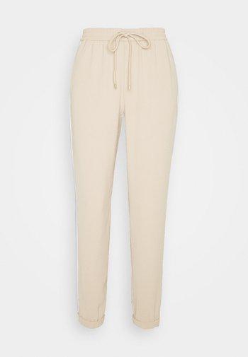STRIPE TRACK PANT - Bukse - khaki