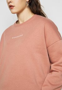 Missguided Plus - BASIC  - Sweatshirt - mauve - 4