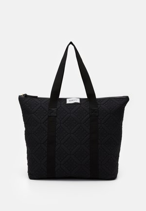 GWENETH Q FLOTILE BAG - Shoppingveske - black