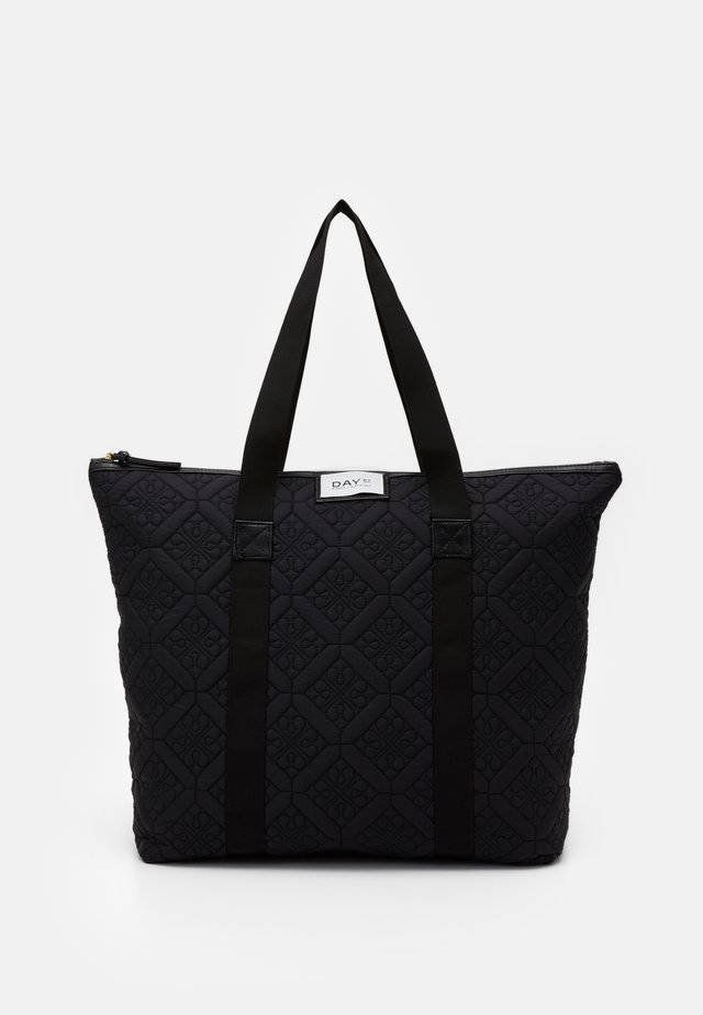 GWENETH Q FLOTILE BAG - Shopping bags - black