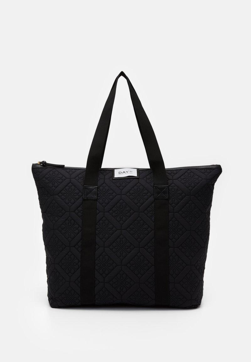 DAY ET - GWENETH Q FLOTILE BAG - Tote bag - black