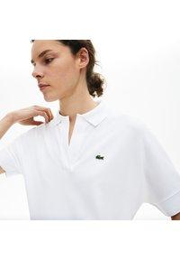 Lacoste - Polo shirt - blanc - 3
