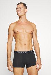 Calvin Klein Underwear - DAYS OF THE WEEK TRUNK 7 PACK - Onderbroeken - black - 8