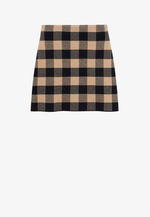 SCARLATA - A-snit nederdel/ A-formede nederdele - marron moyen