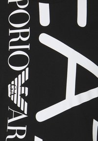 EA7 Emporio Armani - Sweatshirt - black/white - 6