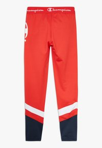 Champion - PERFORMANCE - Legginsy - red/dark blue - 1