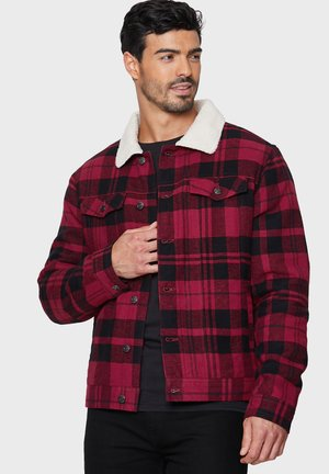 PHILIP - Light jacket - red