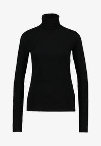 Weekday - CHIE TURTLENECK - Long sleeved top - black - 3