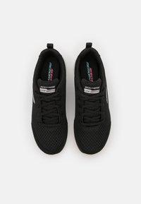 Skechers Sport - BOUNTIFUL - Zapatillas - black/white - 5