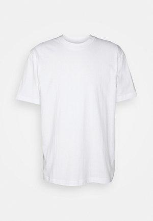 CREW  - Basic T-shirt - optic white