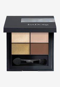 IsaDora - EYESHADOW QUARTET - Eyeshadow palette - rose glam - 0