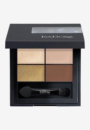 EYESHADOW QUARTET - Eyeshadow palette - rose glam