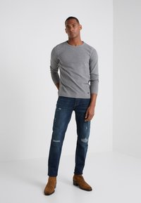 BOSS - TEMPEST - Jumper - light pastel grey - 1