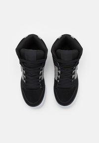 DC Shoes - PURE - Chaussures de skate - black/battleship/armor - 3