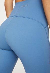 OYSHO - Leggings - blue - 5