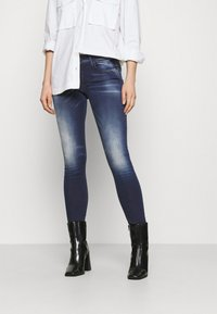 Replay - NEW LUZ - Jeans Skinny Fit - dark blue - 0