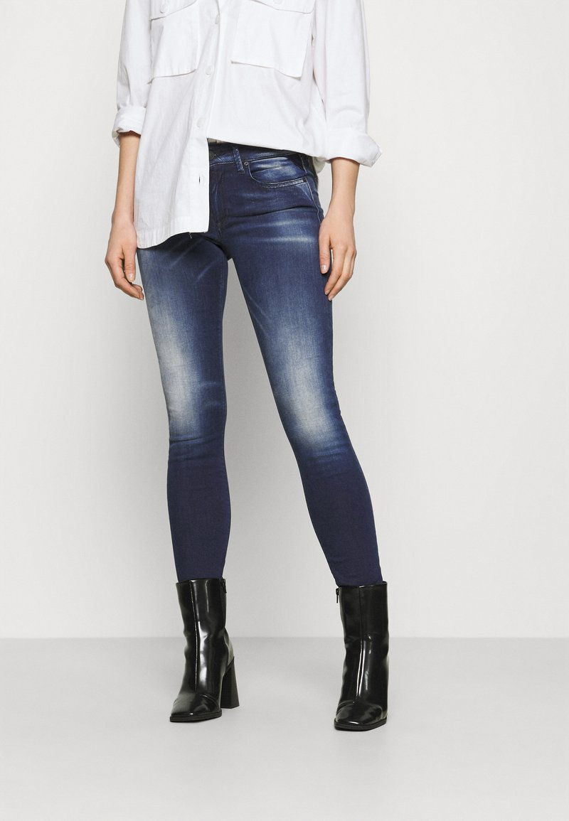 Replay - NEW LUZ - Jeans Skinny Fit - dark blue