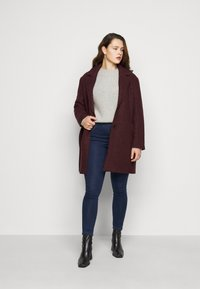CAPSULE by Simply Be - SCULPTING JEGGINGS - Jeans Skinny Fit - indigo - 1