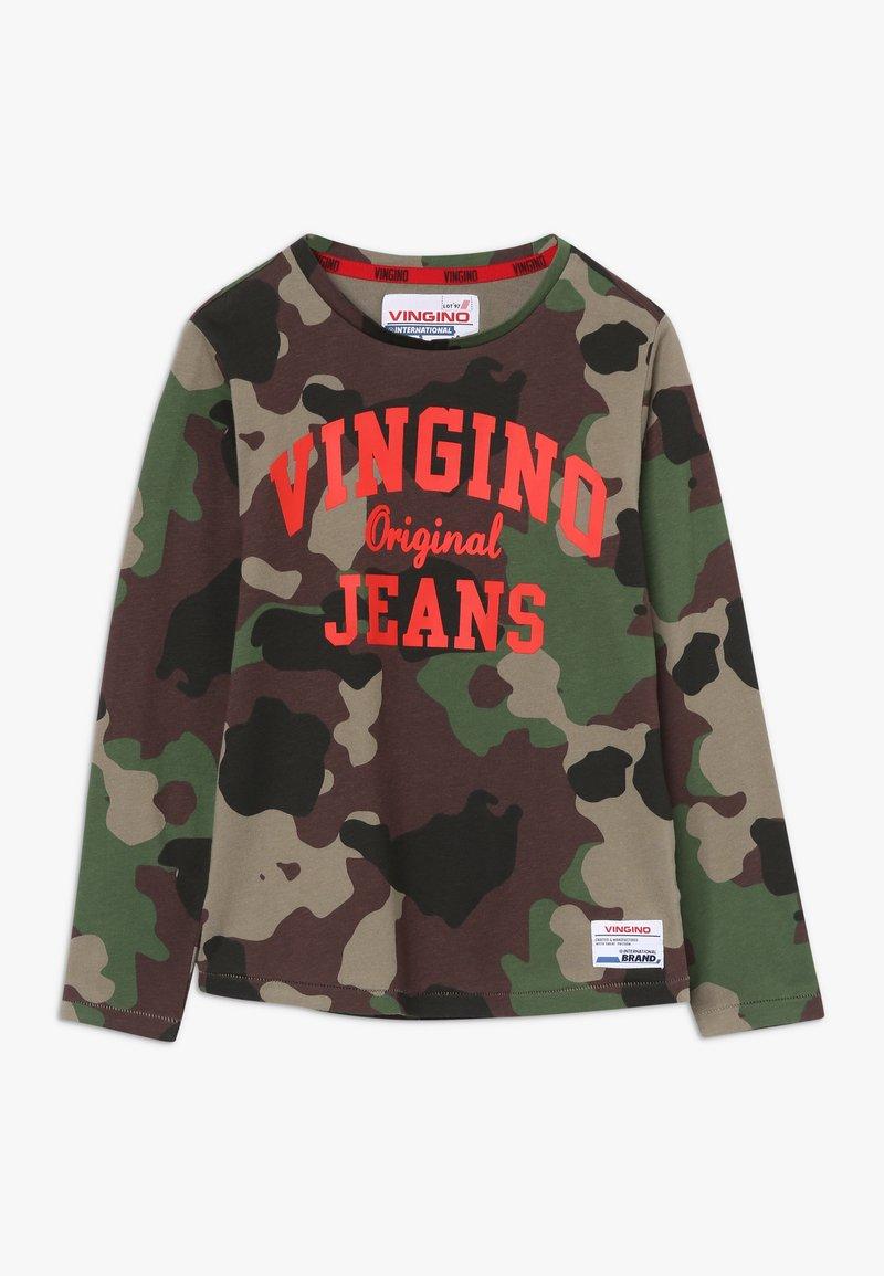 Vingino - JERIAH - Long sleeved top - green