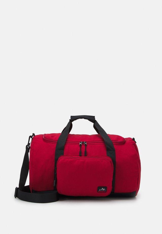 UNISEX - Sportovní taška - red